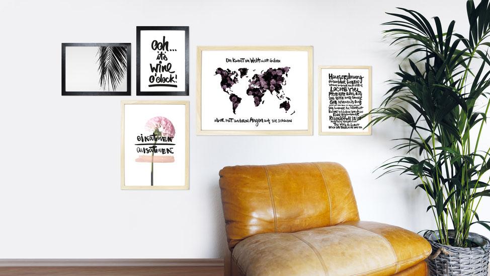 neue tolle Kunstdrucke von Formart Zeit für Schönes