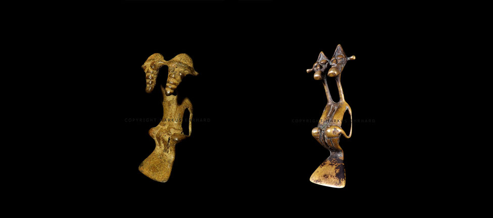 Kulango Anyedo Figure fake authentic Senufo art