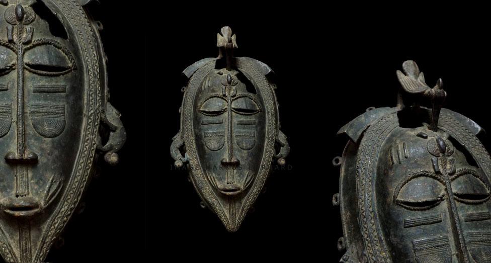 Senoufo art Kpelié masque Kpelie mask Loko