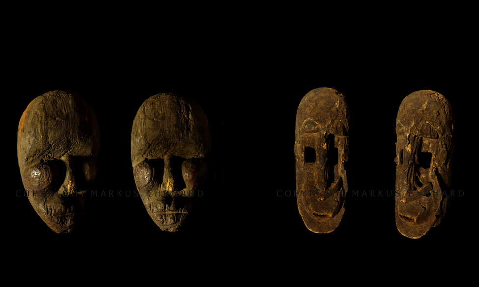 Kran mask Dogon mask culture faked object