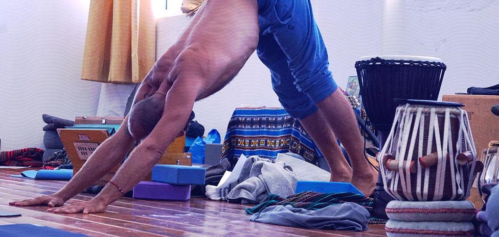 BE OCEAN für Yogalehrer