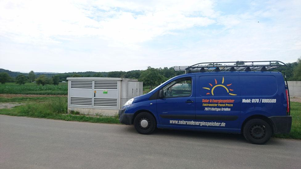 Solar und Energiespeicher