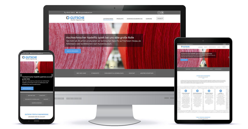 Website Praxis Dr. Schultheis Bad Vilbel