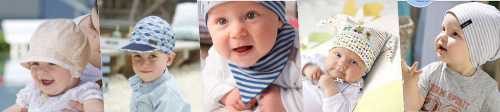 Kopfbedeckung für Babys bei Wandls Gwandl in Vöcklabruck OÖ