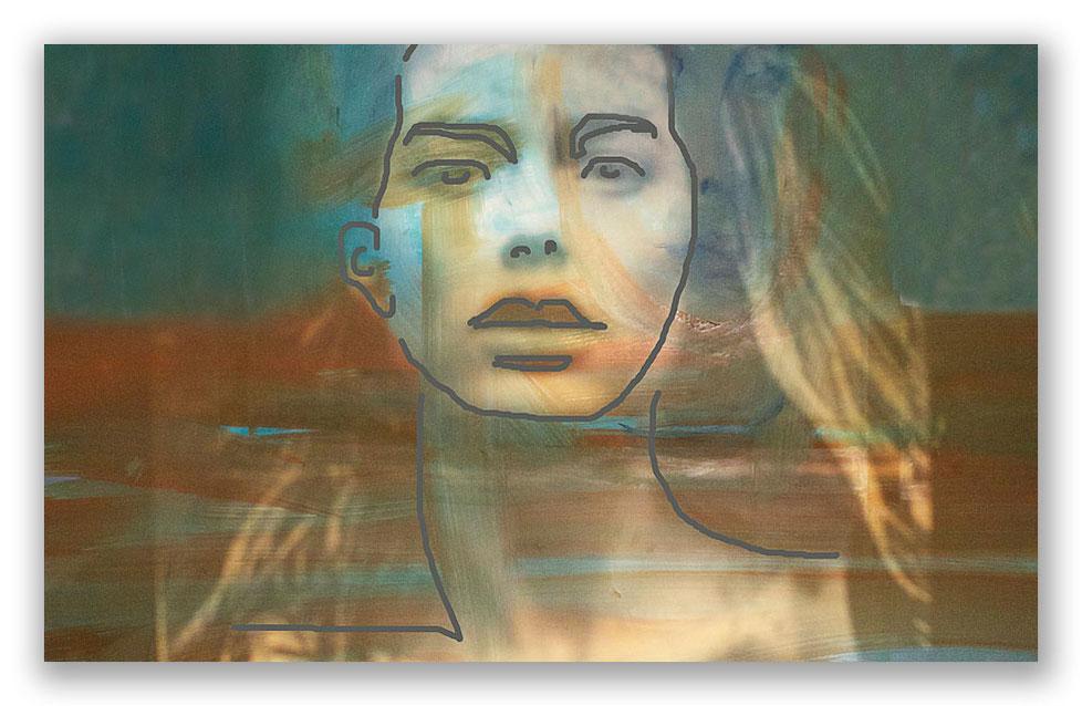 Direkt von der Künstlerin Eva Kunze Digitale Kunst kaufen