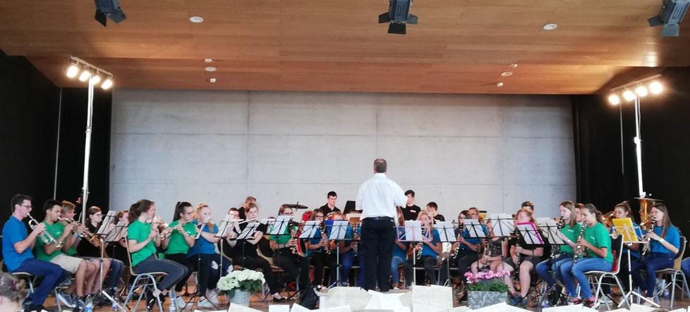 Jugendkapellen Eningen, Kusterdingen und Dußlingen