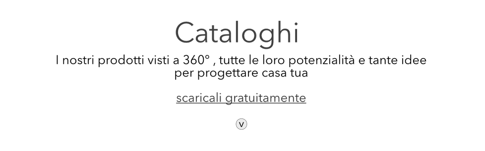 catalogo sabattini cucine