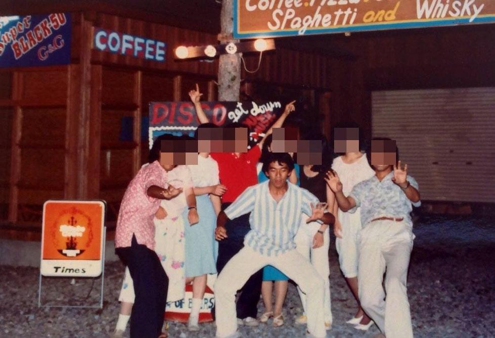 80年代ナツメロディスコパーティーじょんとらナイト