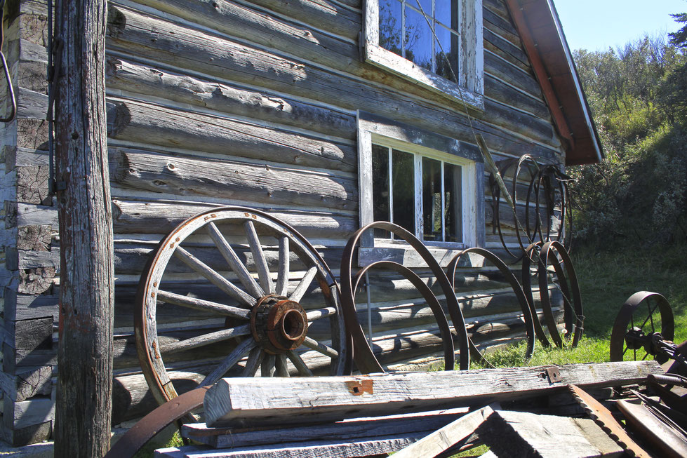 Bar U Ranch, Alberta, National Historic Site, Canada, Kanada