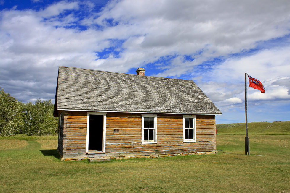 Bar U Ranch, National Historic Site, Canada, Kanada