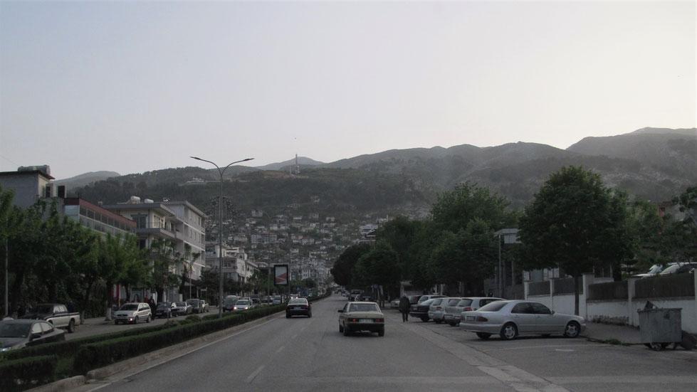 GJIROKASTRA BIGOUSTEPPES ALBANIE