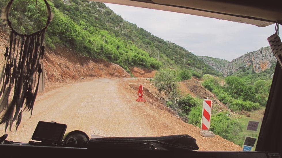 bigousteppes routes montenegro