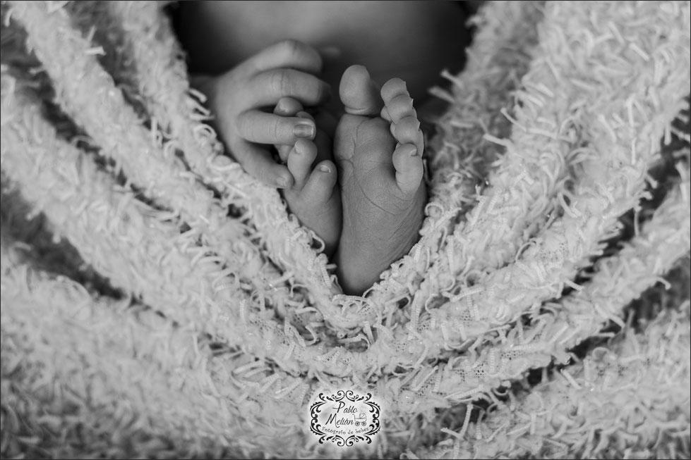 Estudio fotografico bebés recién nacidos Tenerife