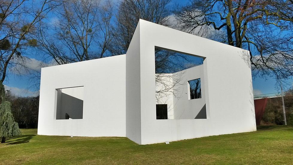 Südländische Impressionen im Skulpturenpark Köln
