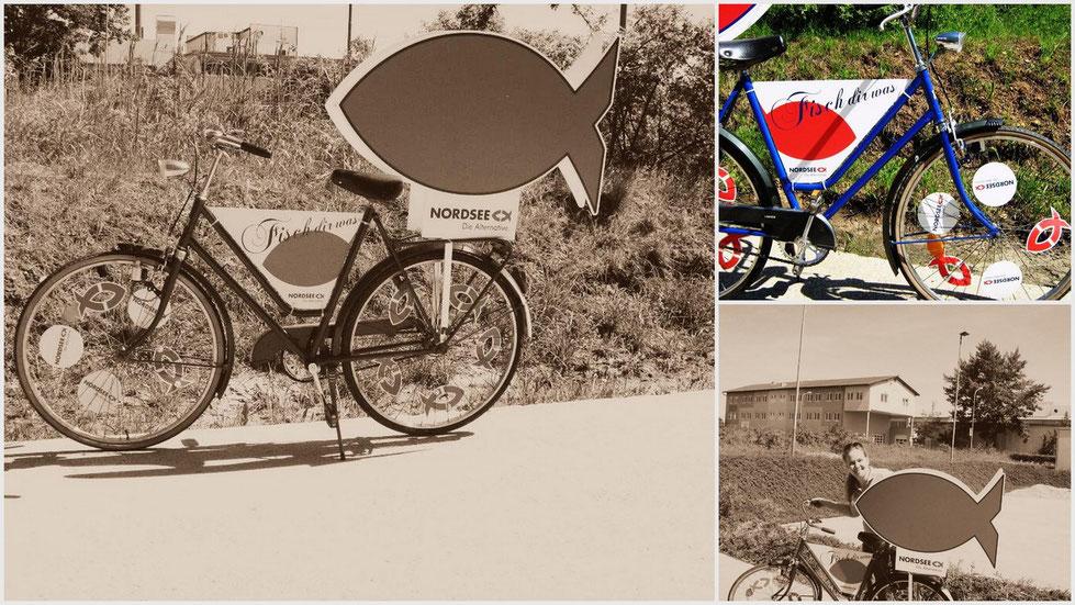 PRINTEREI_ Fahrrad für Nordsee