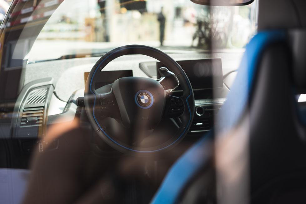 bmw i8 car automotive photgraphy lina jakobi zurich