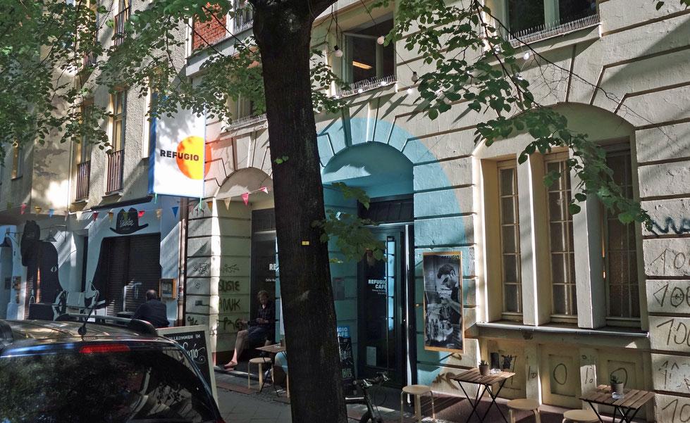 Sharehaus Refugio in Berlin, Germany