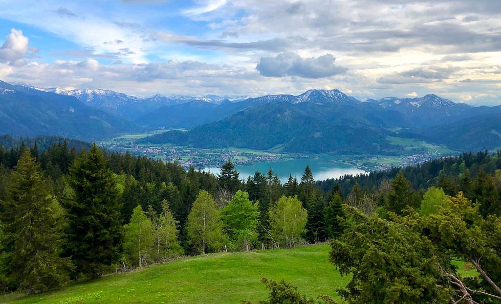 Berghuhn, Radreise, Bikepacking, Radtour