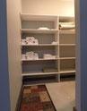 Baker House linen closet