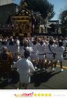 いわくら雷人さん: 四ヶ村香取神社例大祭