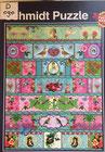 500 st. PARADIJSZEGELS puzzel D 090(-)