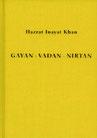 Gayan - Vadan - Nirtan von Hazrat Inayat Khan - Verlag Heilbronn, der Sufiverlag