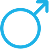 Icon for selecting female gender