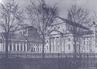 Synagoge Fraenkelufer in schwarz-weiss