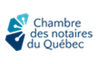 Logo chambre des notaires du Québec