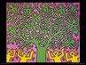 K. Haring, Albero della vita