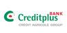 CreditPlus Bank Logo Finanzierung Wasserbett