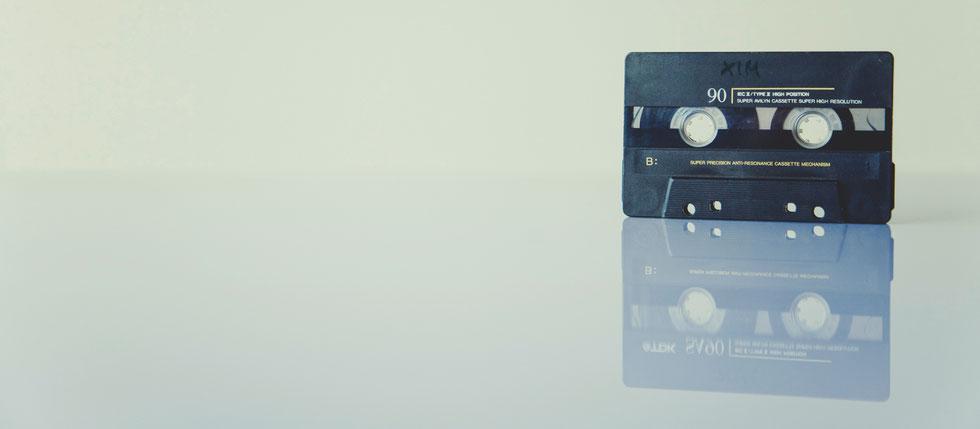 Datenrettung; Tape; Bandlaufwerk; Bandsicherung