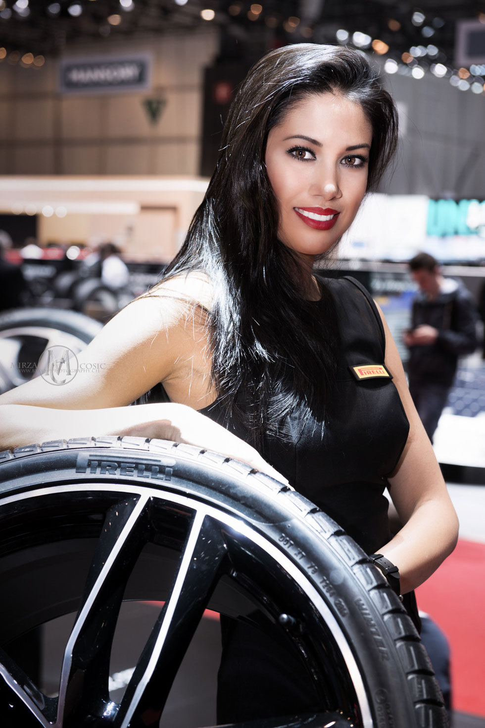 All Rights Reserved Mirza Cosic | Pirelli | Geneve | 2015