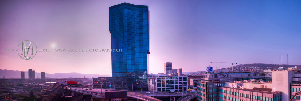 © Mirza  Cosic | Zürich | 2015 | Prime Tower