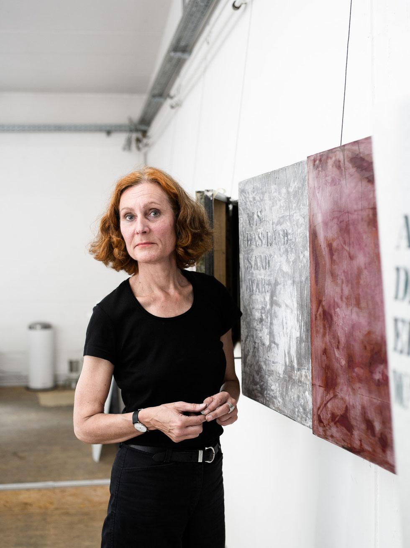 Iris Albrecht (c) Christian Geisler