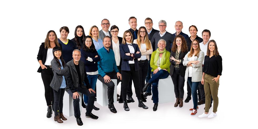 Das Team der hmp ARCHITEKTEN