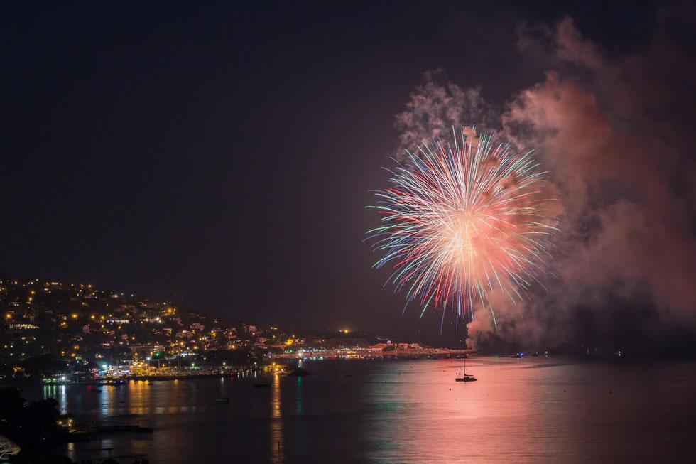 Französischer Nationalfeiertag Saint-Tropez