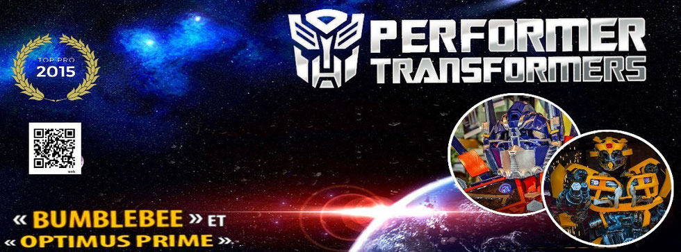 affiche performer transformers