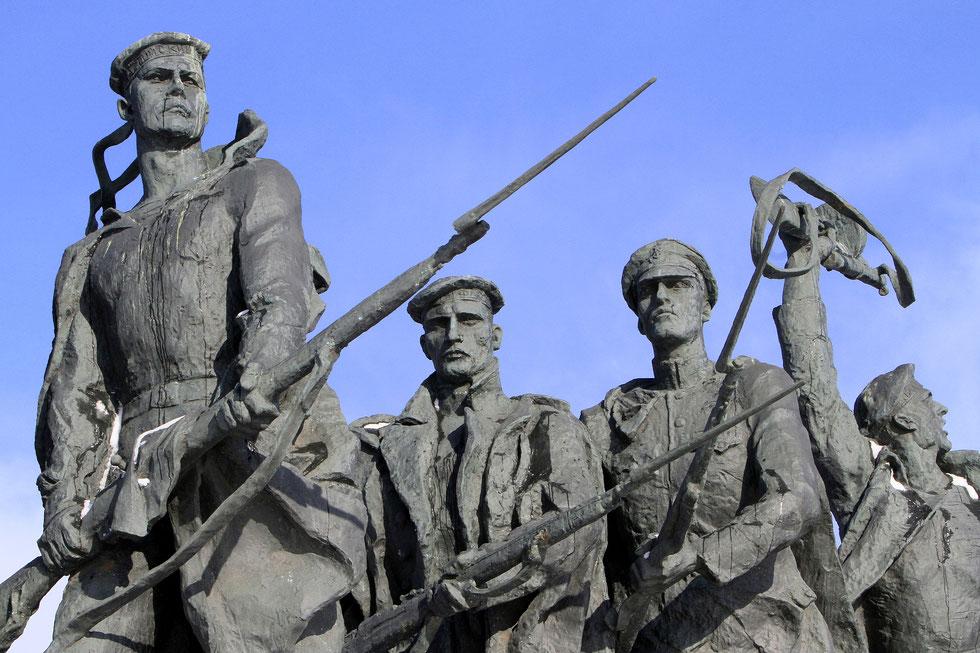 Défenseurs de Léningrad.