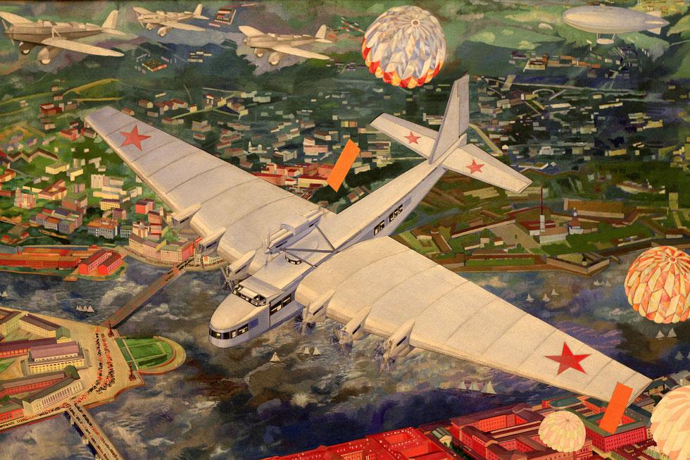 Musée russe. Maxim Gorki Ant-20. Vassily Kuptsov.