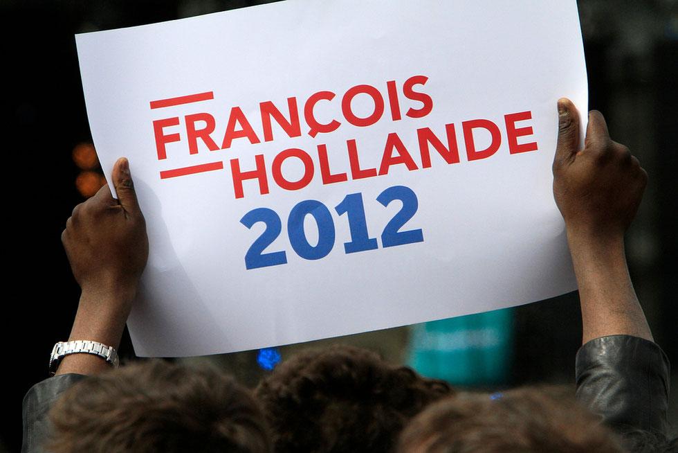 Discours de François Hollande. Château de Vincennes. 15 avril 2012.