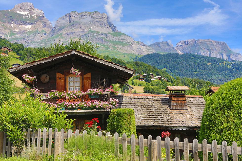 Cordon. Haute-Savoie.