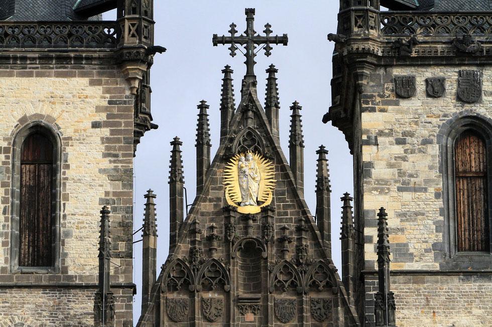 Calice de l'église Notre-Dame de Tyn. Prague.