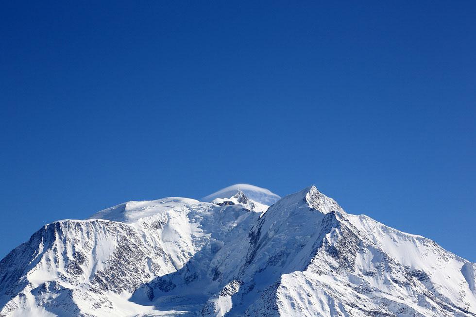 Mont-Blanc. Haute-Savoie.