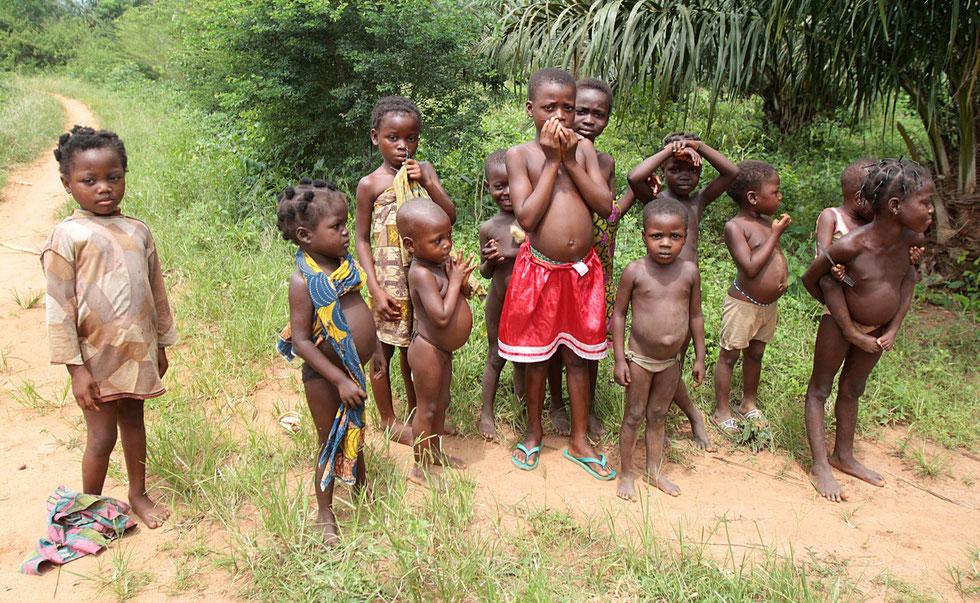 Group of children. Tori.