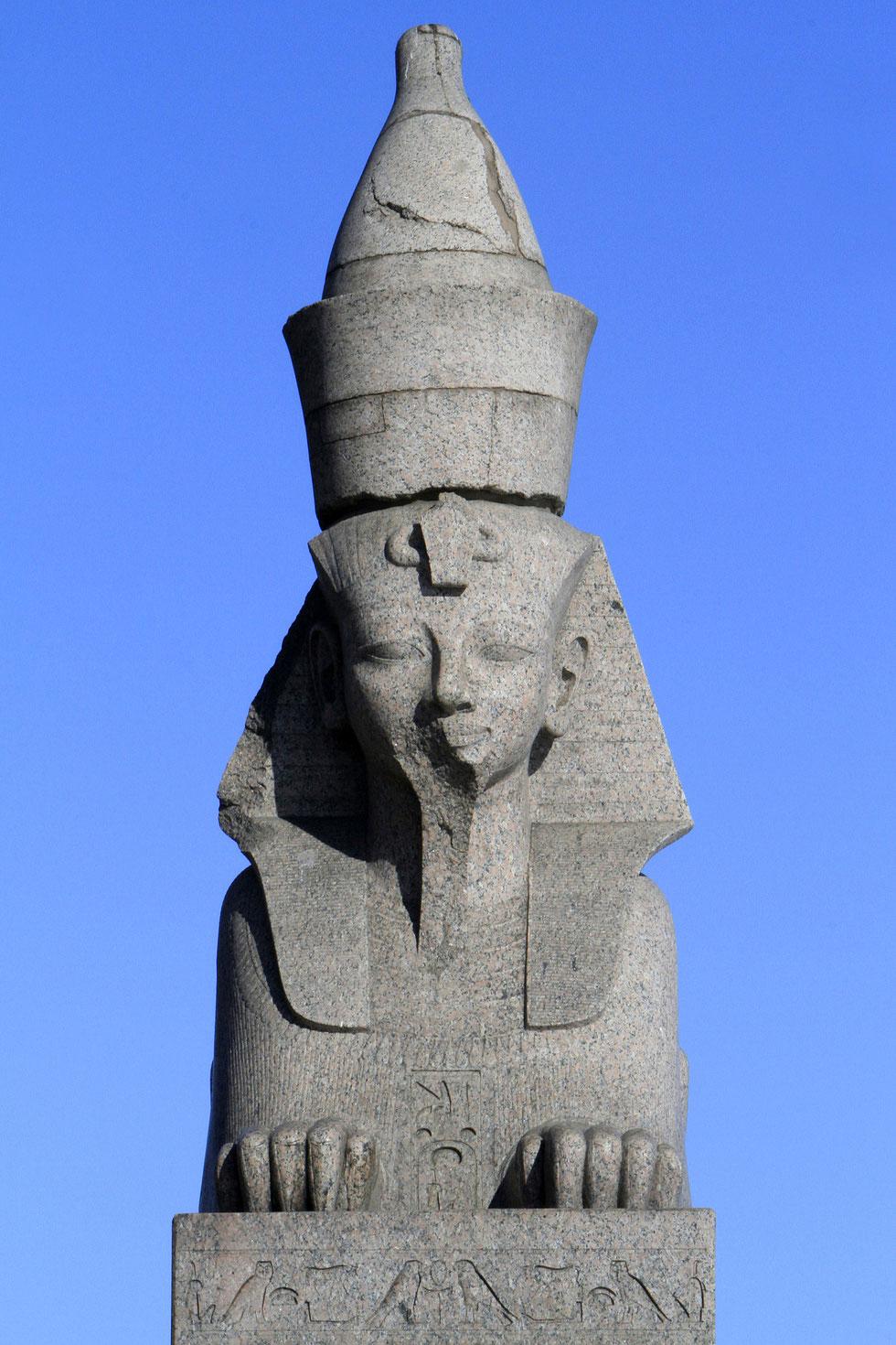Débarcadère du Sphinx.