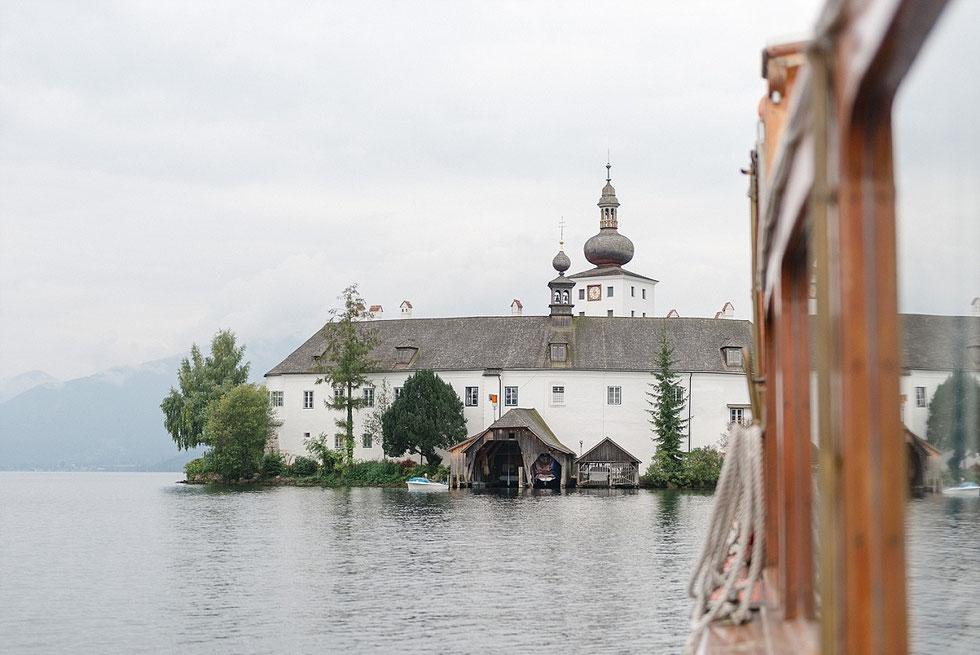Hochzeit Schloss Orth