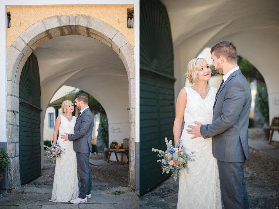 Hochzeit Schloß Mühldorf Julia Kollmann