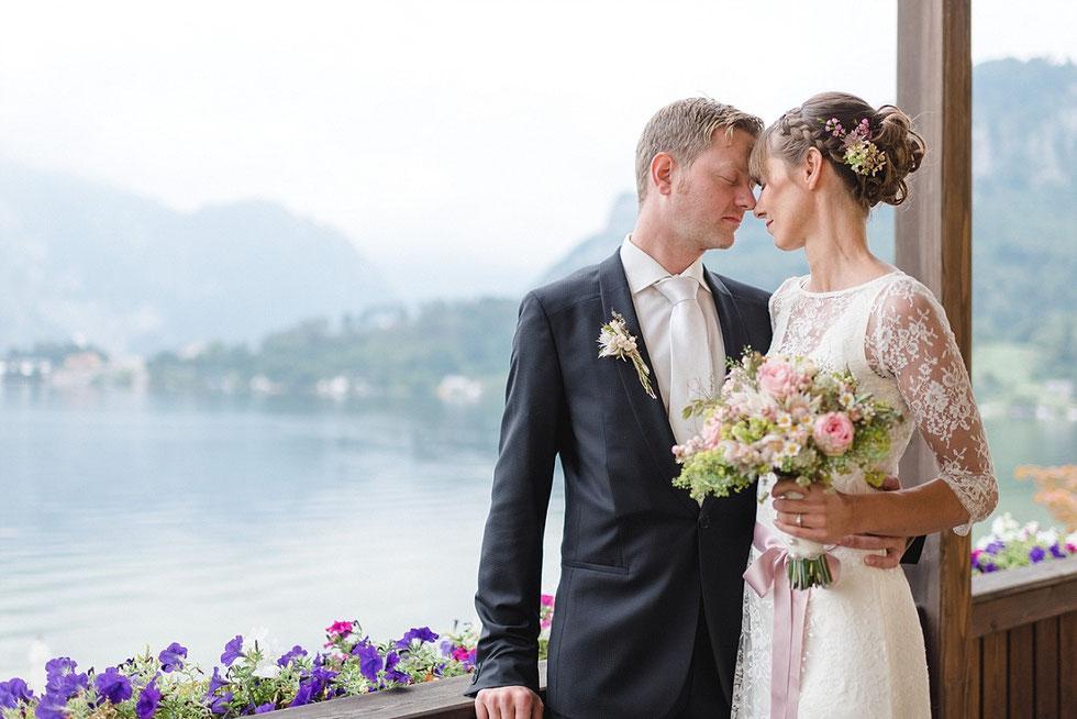 Hochzeit in der Spitzvilla Traunkirchen