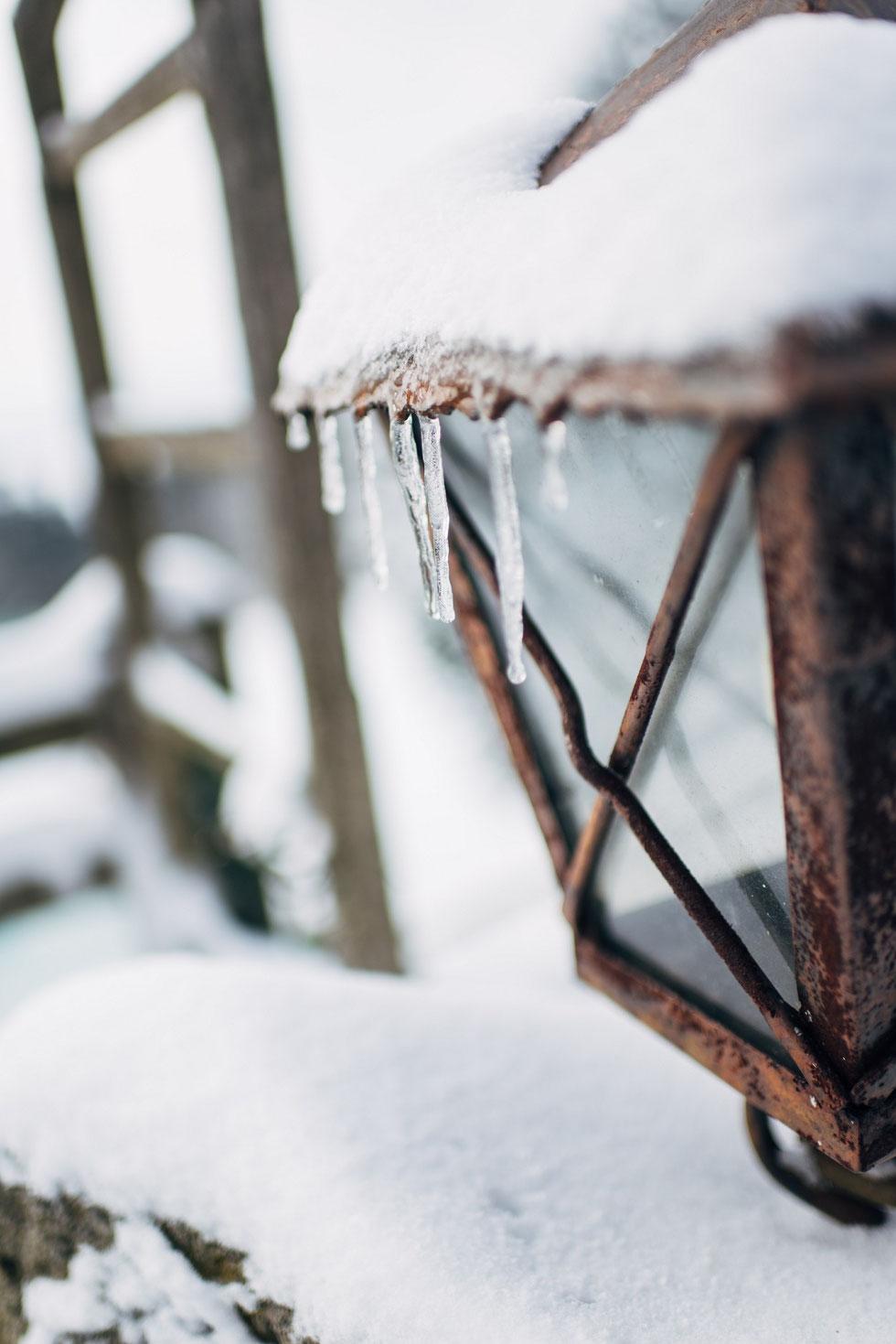 Winterhochzeit auf der Eidenbergeralm